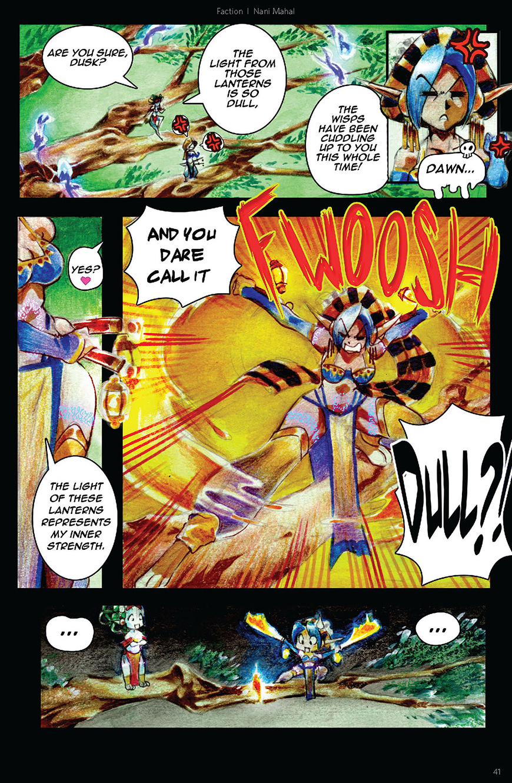 Faction Comics